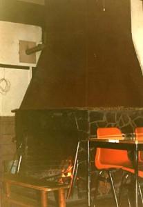 ぶな小屋暖炉